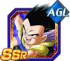 Dokkan Battle SSR Gotenks AGI