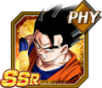 Dokkan Battle SSR Gohan Ultime END