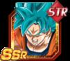 Dokkan Battle SSR Goku SSGSS PUI