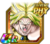 Dokkan Battle UR Broly END