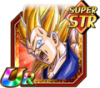 Dokkan Battle UR Vegeta SSJ3 PUI