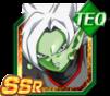 Dokkan Battle SSR Zamasu Fusion TEC