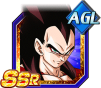 Dokkan Battle SSR Vegeta SSJ4 AGI