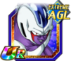 Dokkan Battle UR Cooler AGI