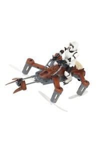 Drone Propel Star Wars Speeder Bike