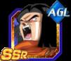 Dokkan Battle SSR C17 AGI