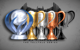 Platine Batman The Telltale Series