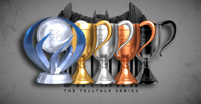Platine Batman The Telltale Series
