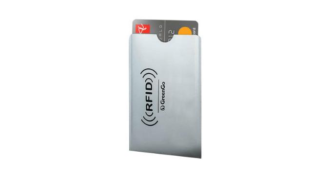 Porte Cartes RFID