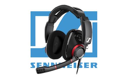 Casque micro Sennheiser GSP 500