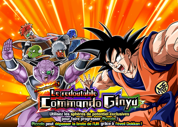 Dokan Battle Affrontement Commando Ginyu