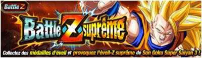 Dokkan Battle Z Suprême Son Goku SSJ3