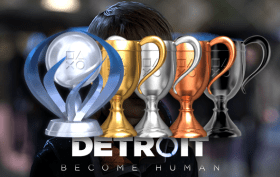 Platine Detroit Become Human