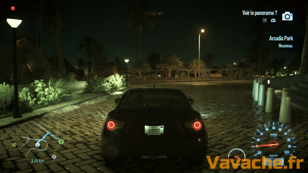 Need For Speed panorama