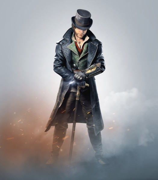 Jacob White Assassin's Creed Syndicate