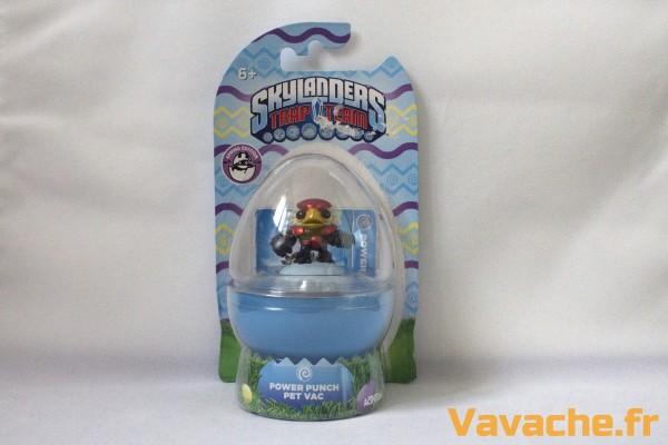 Skylanders mini Punch Pet-Vac