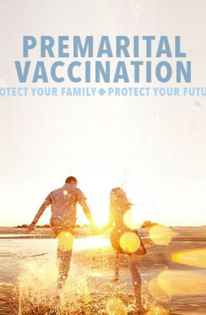 prewedding vaccine