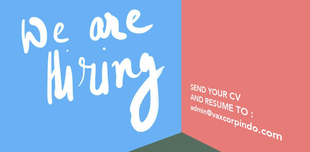 vaxcorp job vacancy