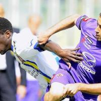 Fiorentina da retrocessione