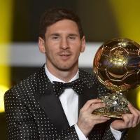 Leo Messi nella storia: quarto Pallone d'Oro