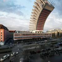 Fotografia: l'architettura distorta di Victor Enrich