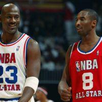 #NBA: il saluto di Michael #Jordan a Kobe #Bryant