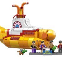 #Lego Ideas: il set dei #Beatles dedicato a Yellow Submarine