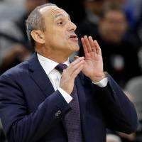 L'Olimpia Milano riporta in Italia coach Ettore Messina