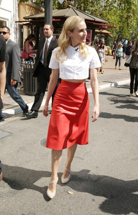 Christian Louboutin Diane Kruger