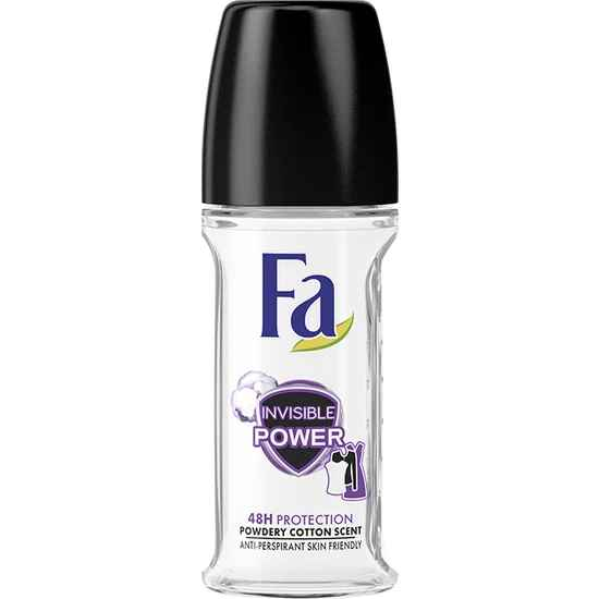 Fa Invisible Power Roll-on