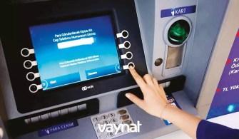 ATM Günlük Para Çekme Limiti 2020