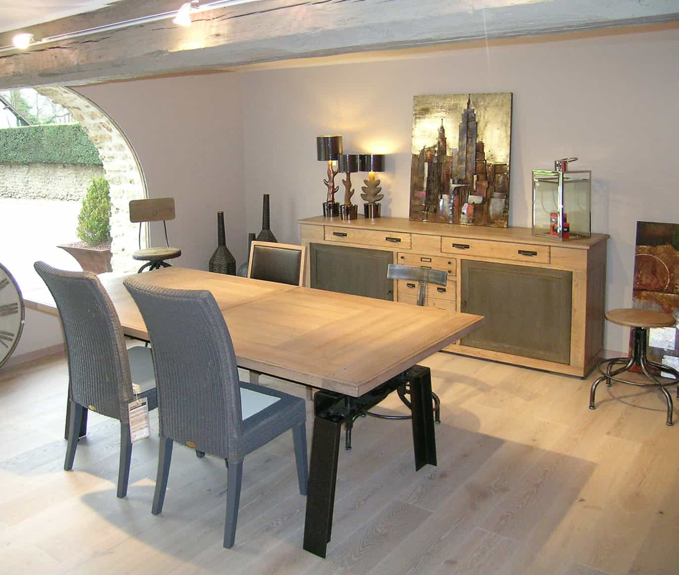 Collection Manufacture Enfilade Atelier Industrielle