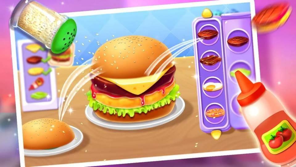 19 Permainan Membuat Burger Terbaik Di Smartphone Android