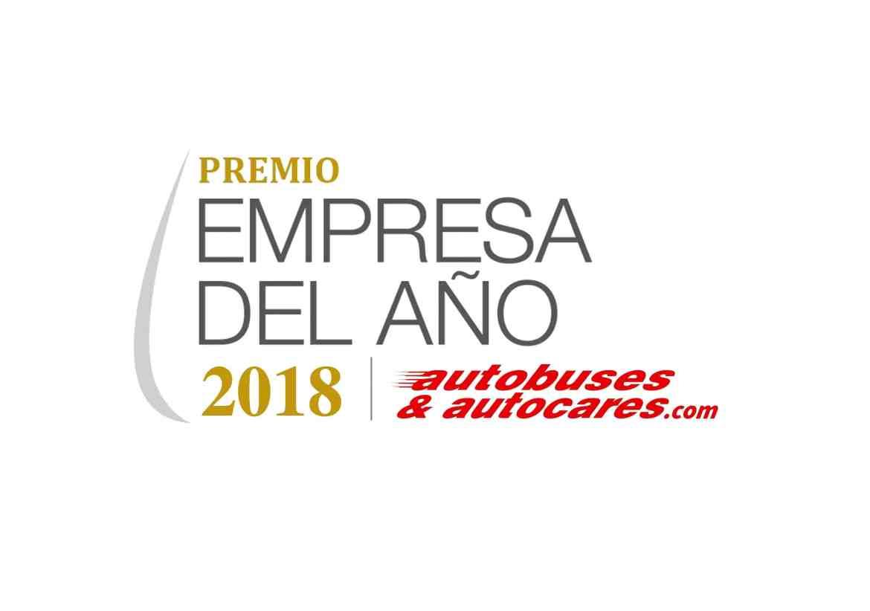 Autocares Vazquez Olmedo mejor empresa del año