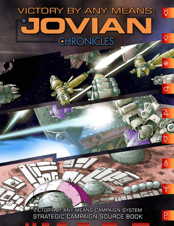 Victory by Any Means: Jovian Chronicles | VBAM Games