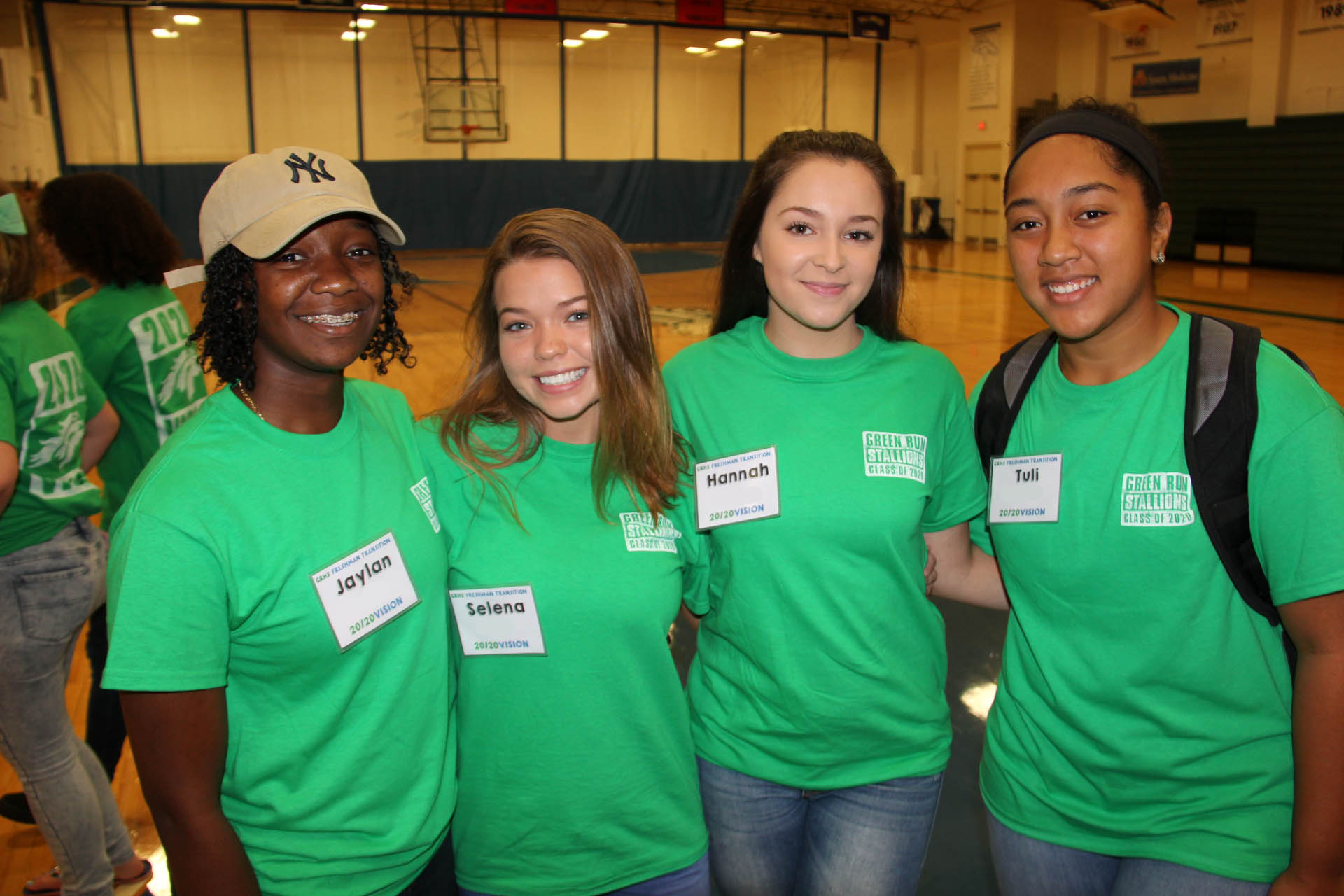 Orientation Programs Support Student Transitions To Middle