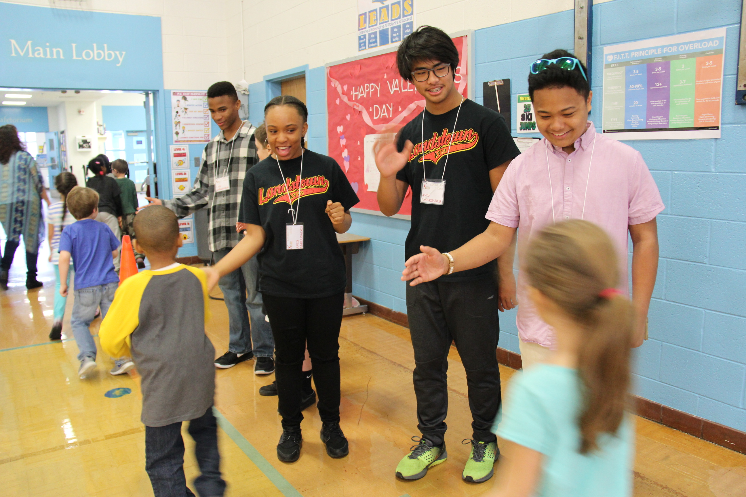 Middle School Students Are Learning Skills To Succeed In