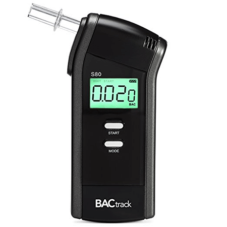 BACtrack S80 Portable Breathalyzer