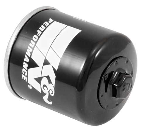KN-204 MotorcyclePowersports High Performance Oil Filter