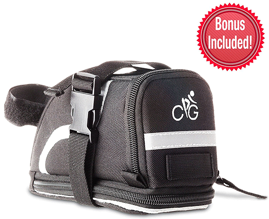 Saddle Bag Small Plus