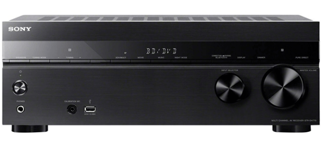 Sony 7.2 Channel Home Theater