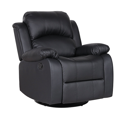 Bonded Leather Rocker