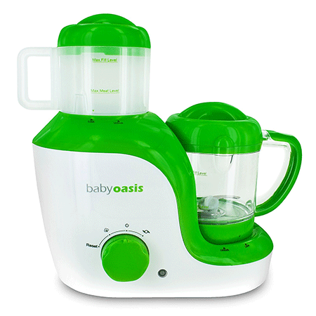 Smart Planet Baby Food Maker BFM-1 Baby Oasis
