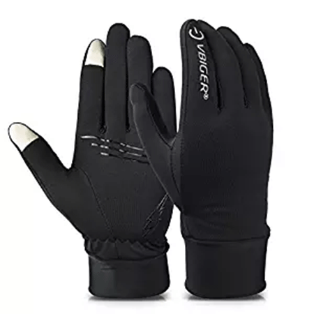 Vbiger Winter Gloves Touch Screen Gloves