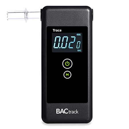 BACtrack Trace Breath Alcohol Tester