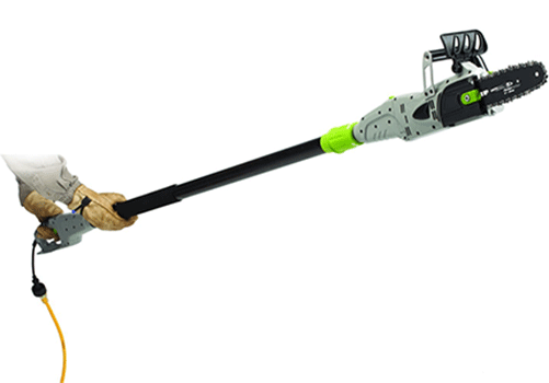 Earthwise Corded Electric 2-in-1 Pole Saw