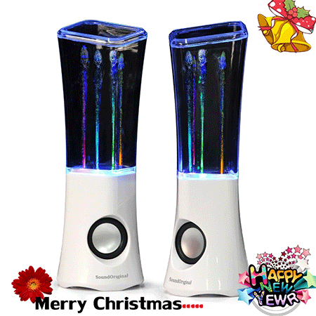 SoundOriginal Dancing Water Speakers