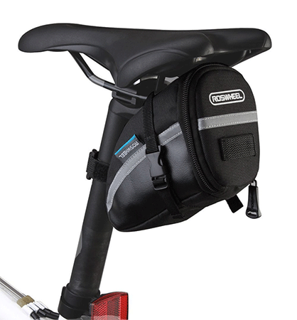 BicycleStore 1.2L Saddle Bag