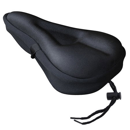 Zacro Extra Soft Gel Bicycle Seat