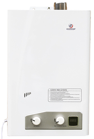 Ecotemp FVI-12-LP Propane Tankless Water Heater